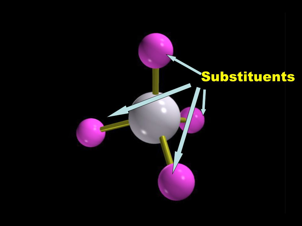 Substituents