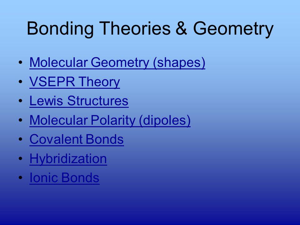 Ionic Bonding - Crystal Lattice Types of Bonds Table salt
