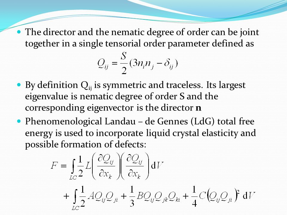 Radial nematic-filled sphere with point-like defect existance of analytical solution of flexoelectric quantities for isotropic medium only splay deformation of a director field director field can be represented in spherical coordinate system as n=(1,0,0)
