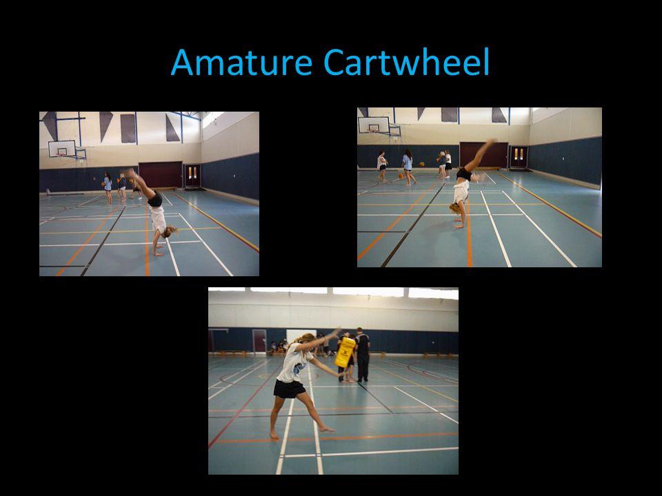 Amature Cartwheel