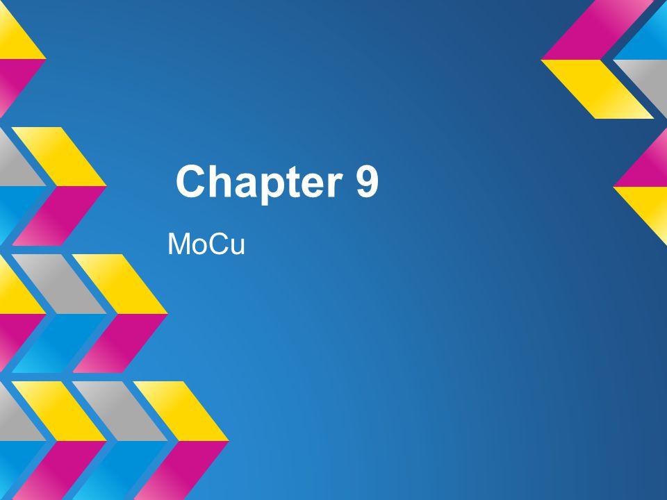 Chapter 9 MoCu