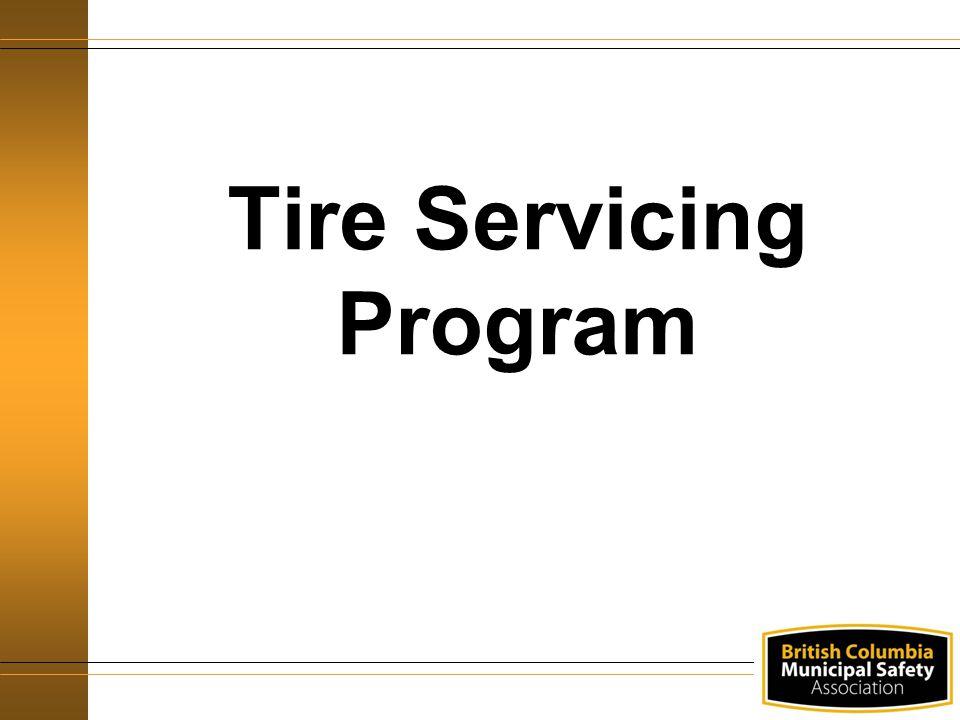 Tire Servicing Program