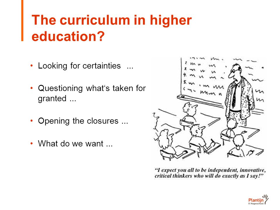 The curriculum as a steppingstone towards inclusion...