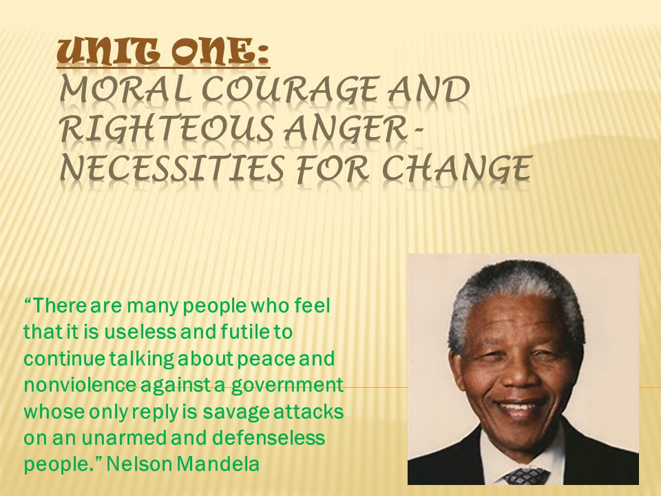 There are many people who feel that it is useless and futile to continue talking about peace and nonviolence against a government whose only reply is savage attacks on an unarmed and defenseless people. Nelson Mandela