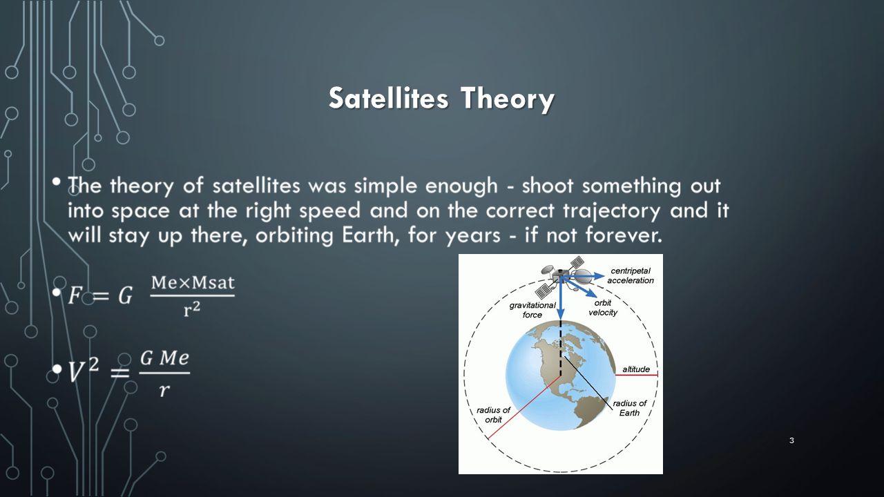 Satellites Theory 3