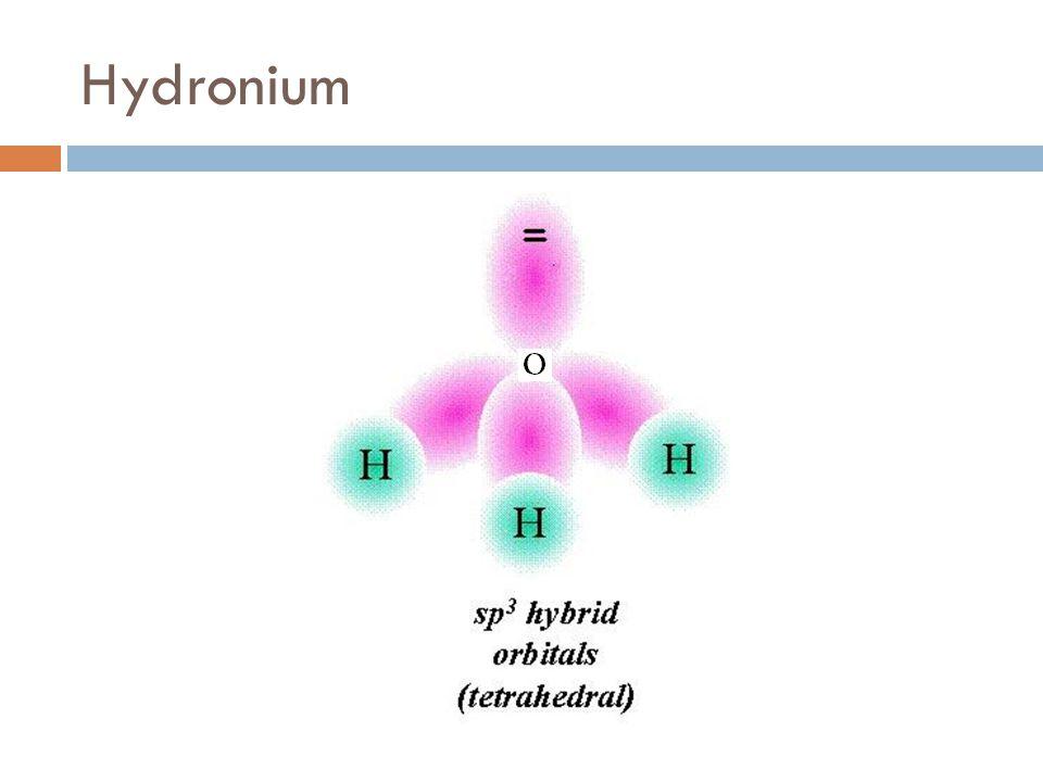 Hydronium