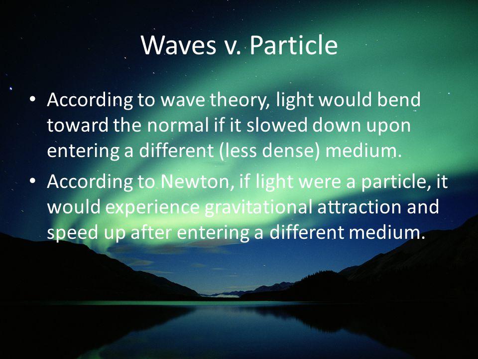 Waves v.