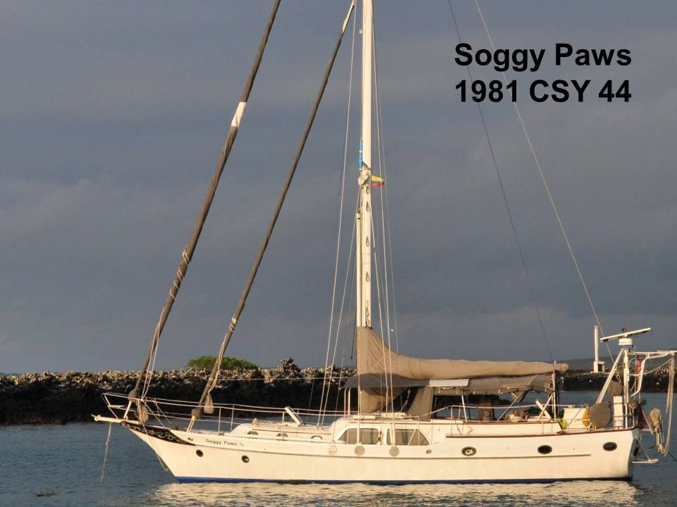 3 Soggy Paws 1981 CSY 44