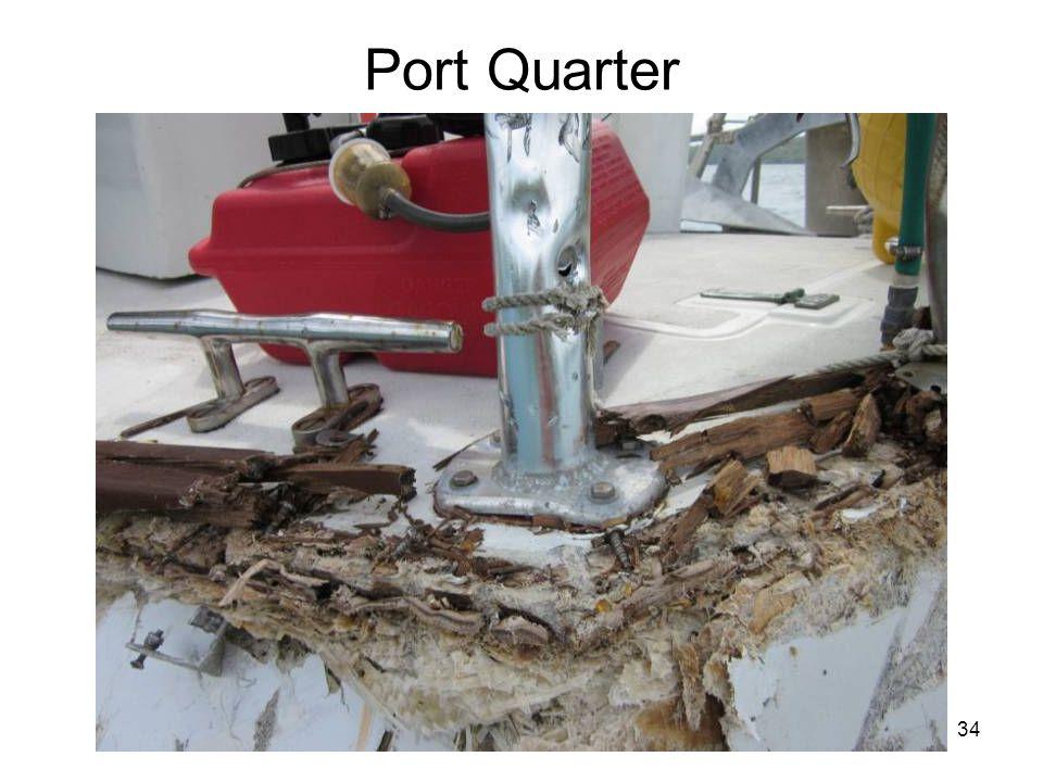 34 Port Quarter