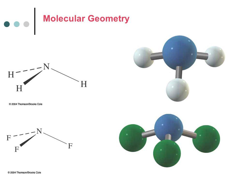 7 Molecular Geometry