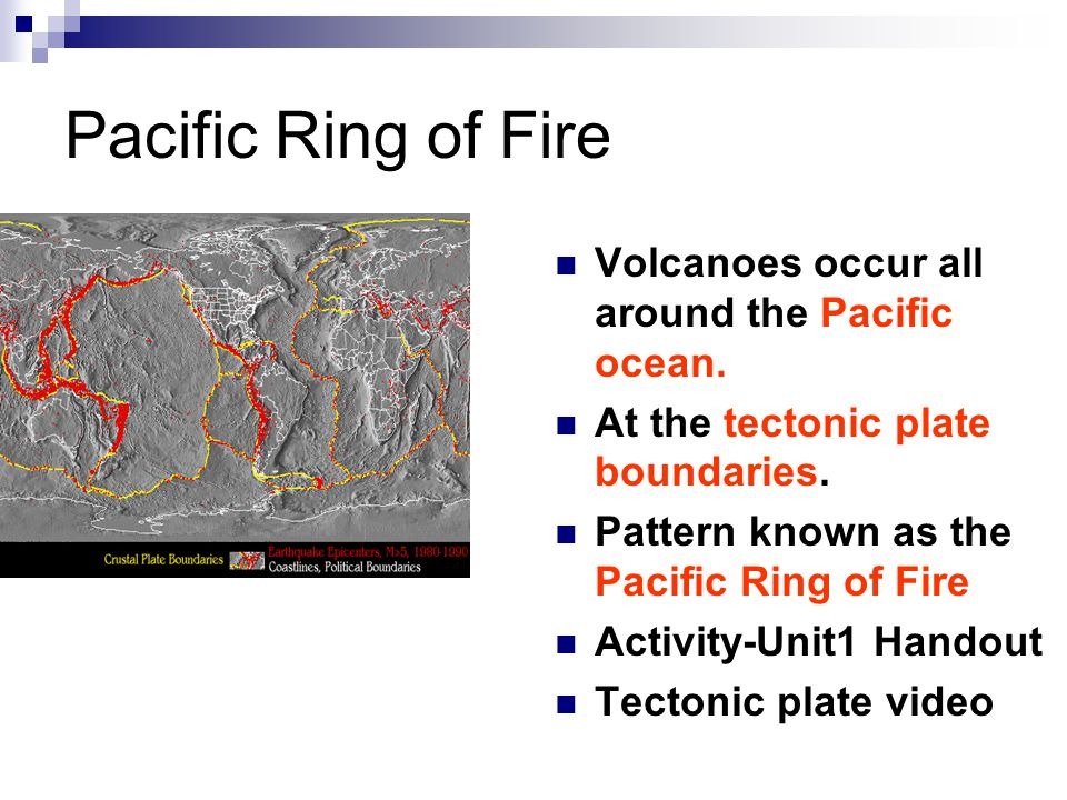 Volcanoes MUST READ!!! Textbook P. 14-16