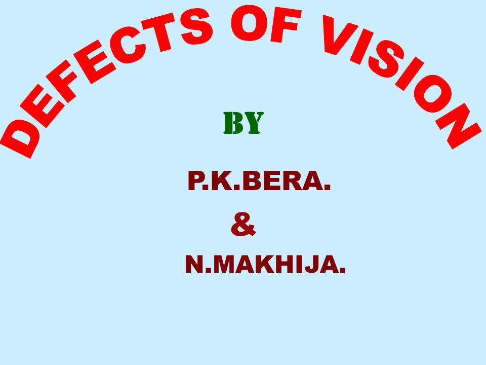 BY P.K.BERA. & N.MAKHIJA.