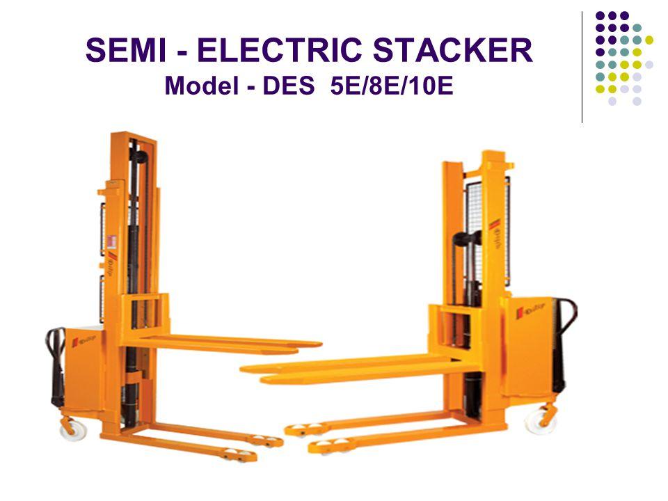PUMP Easy access to pump makes DES 5E/8E/10E, Easy to service WHEELS DES 5E/8E/10E are supplied with extra salient Nylon Wheels