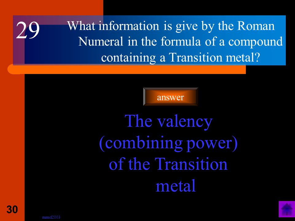 mmcl2003 29 How do non-metals form ions .