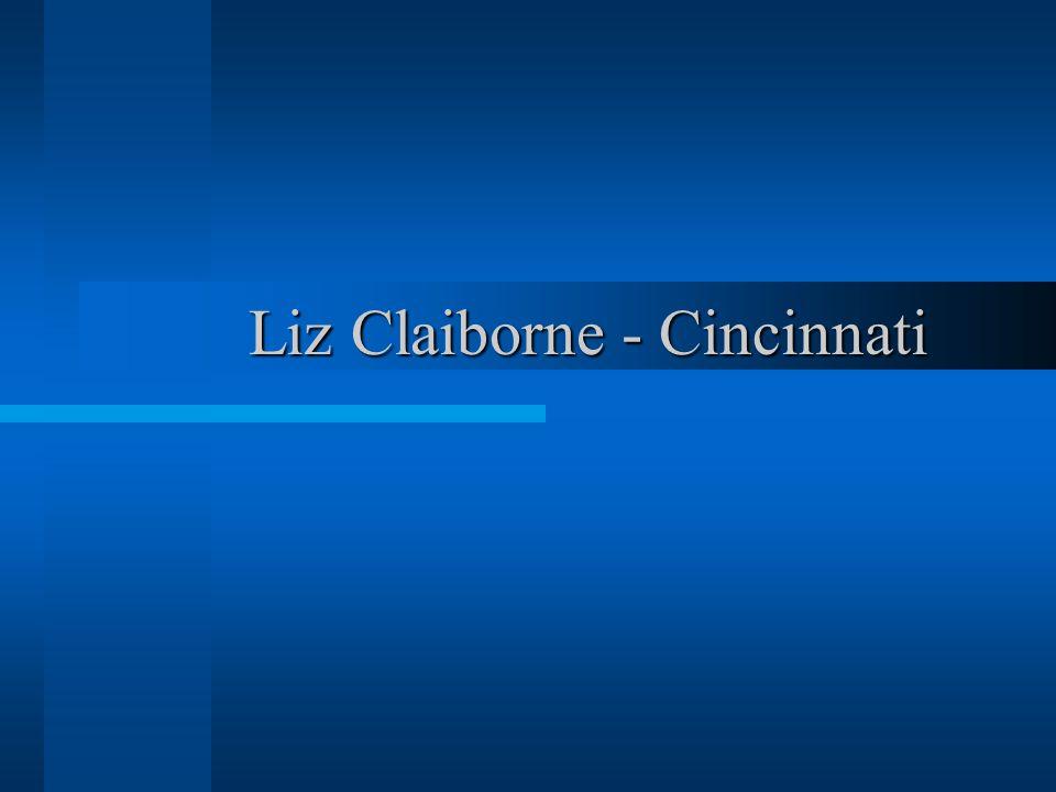Liz Claiborne - Cincinnati