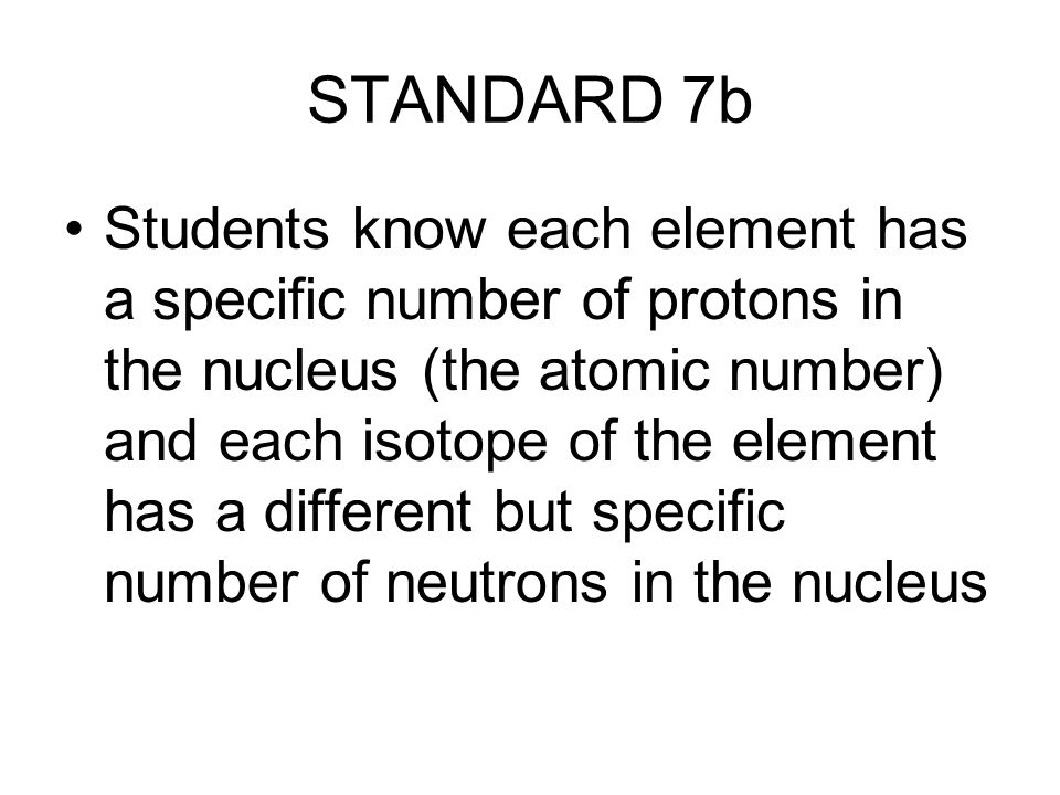 Elements, Atomic Numbers, and Isotopes 47.The atomic number of hydrogen is 1.