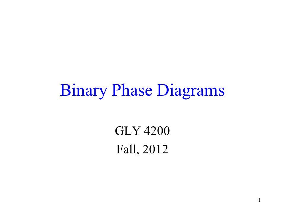 12 Binary Eutectic Melting
