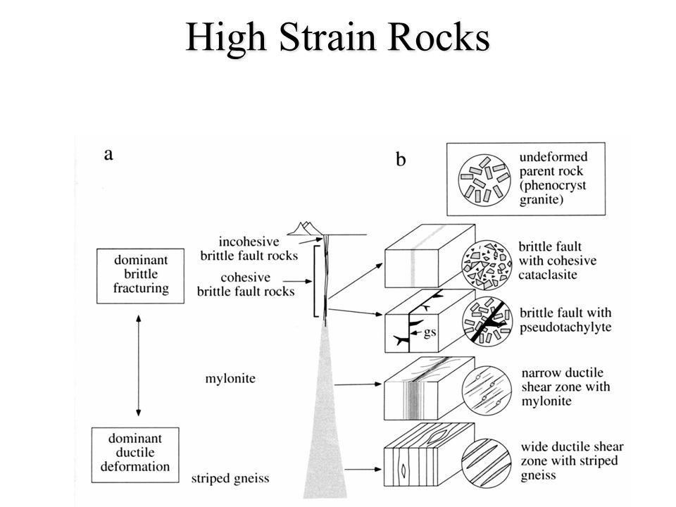 High Strain Rocks