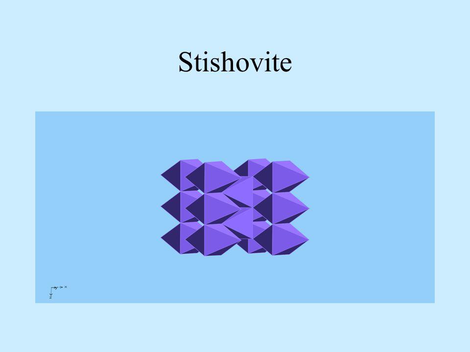 Stishovite