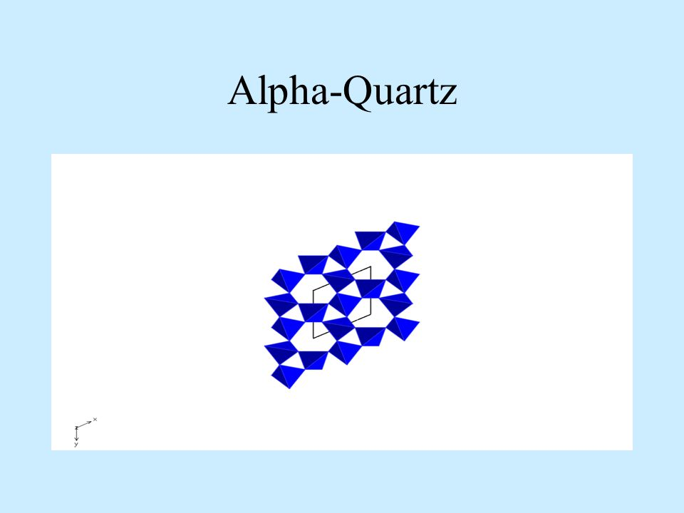 Alpha-Quartz