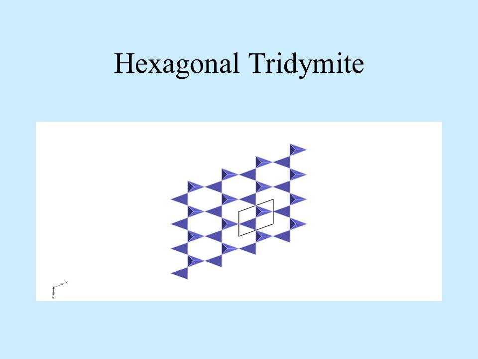 Hexagonal Tridymite