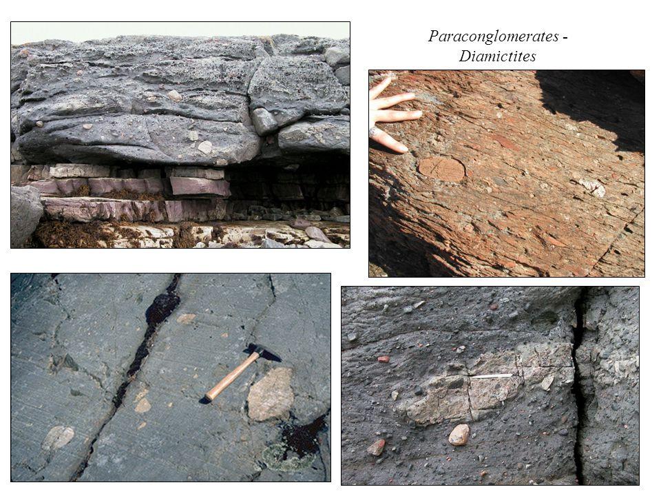 Paraconglomerates - Diamictites