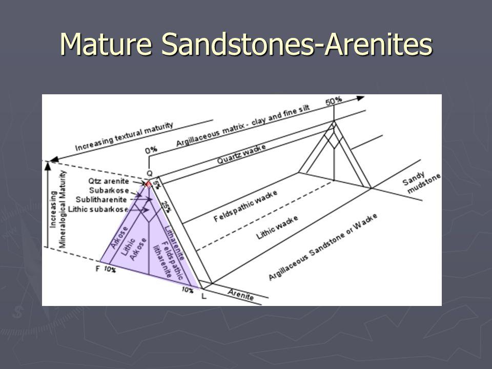 Mature Sandstones-Arenites
