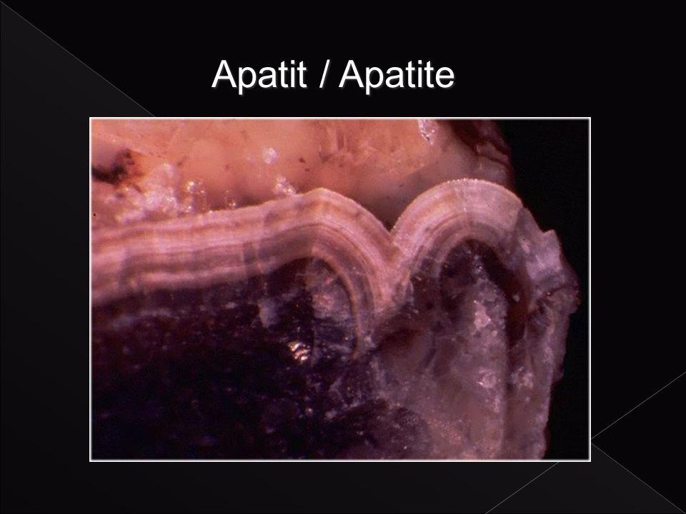 Apatit / Apatite