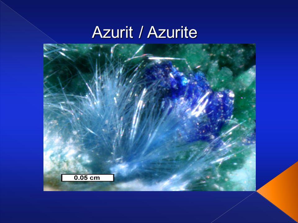 Azurit / Azurite