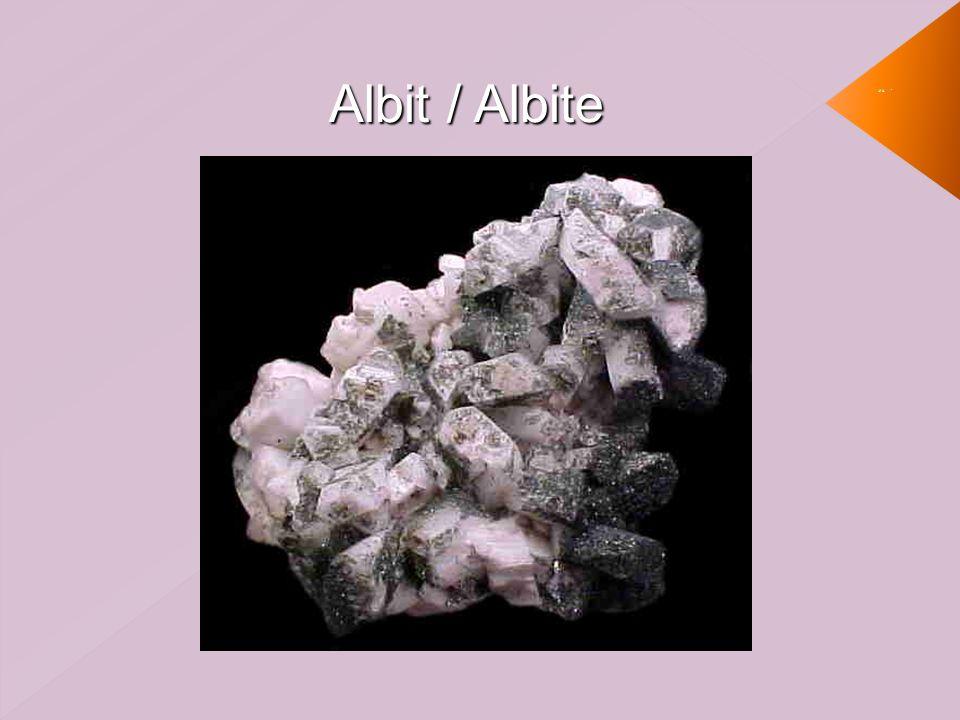 Albit / Albite