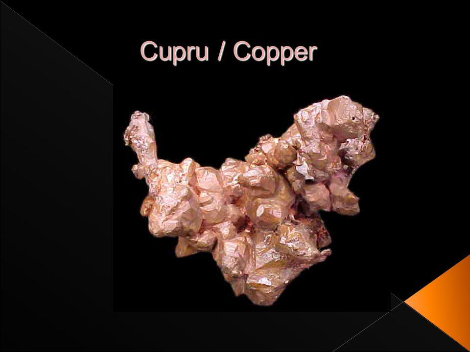 Cupru / Copper
