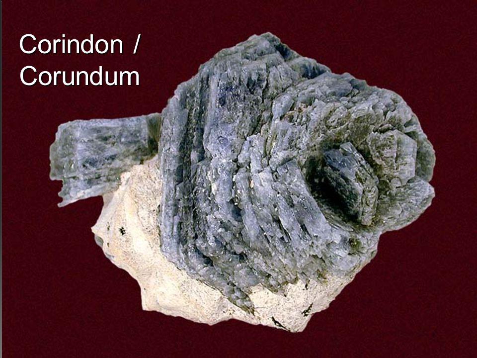 Corindon / Corundum