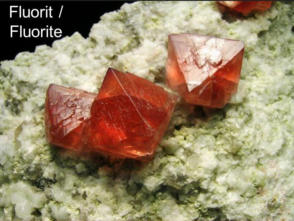 Fluorit / Fluorite