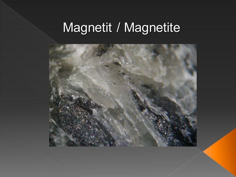 Magnetit / Magnetite