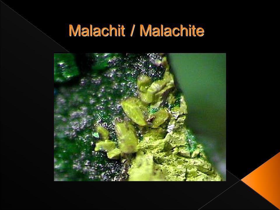 Malachit / Malachite