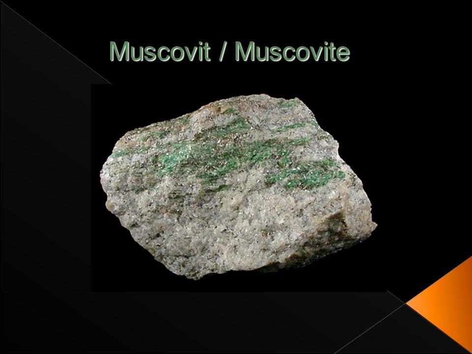 Muscovit / Muscovite