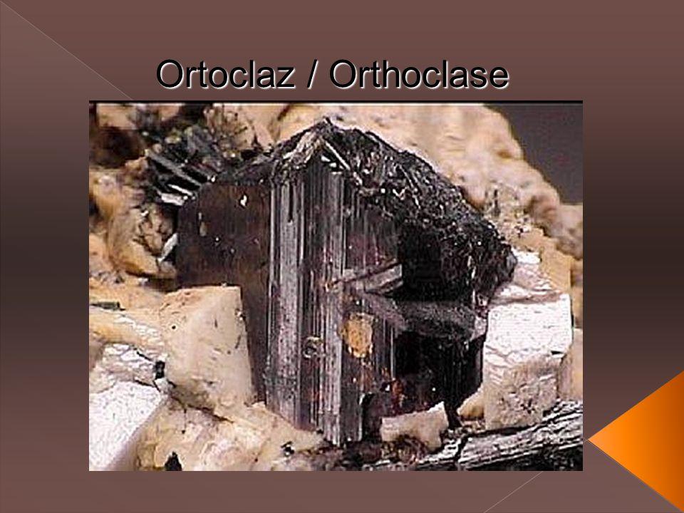 Ortoclaz / Orthoclase