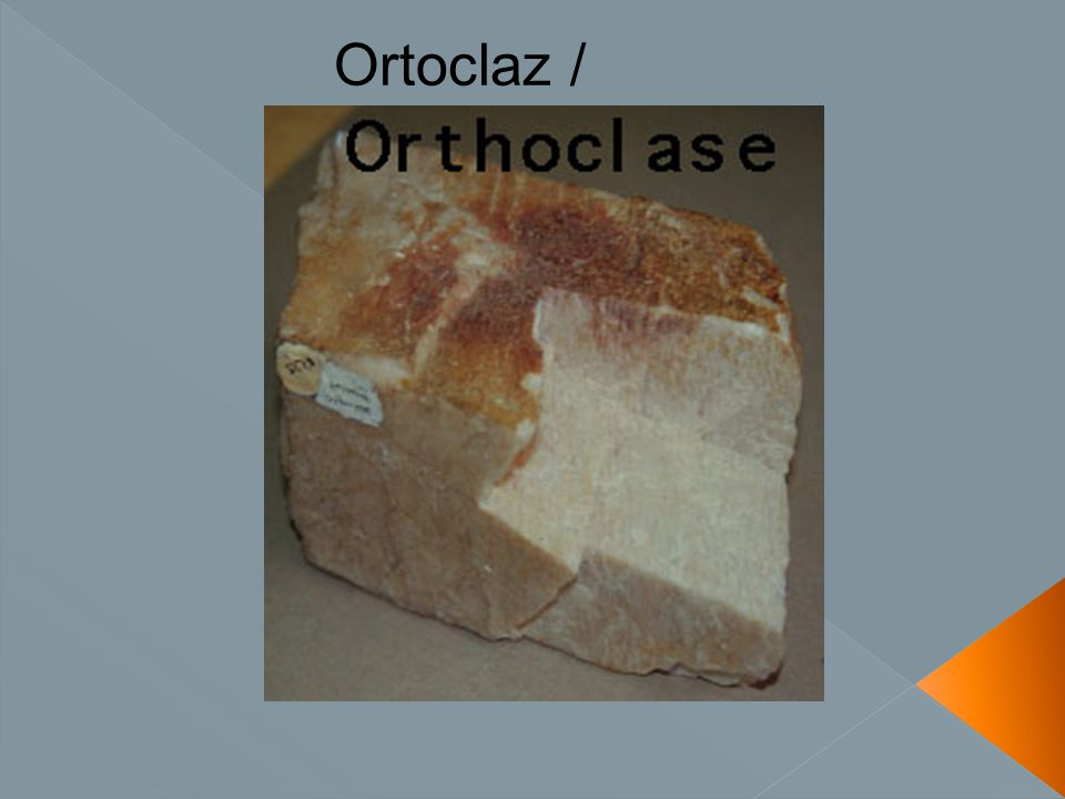 Ortoclaz /