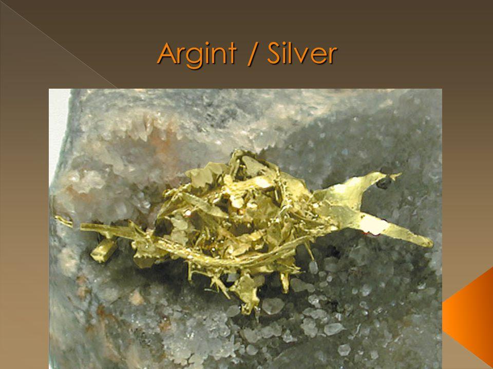 Argint / Silver