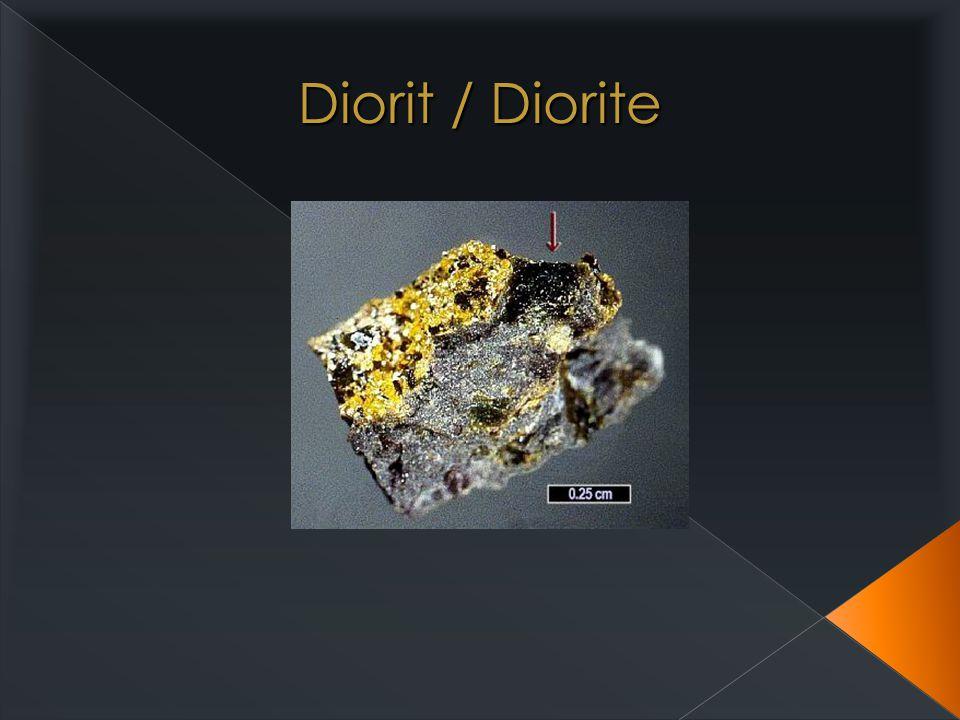 Diorit / Diorite