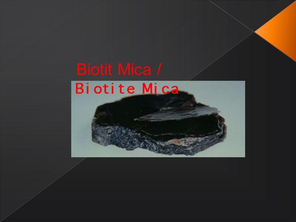 Biotit Mica /
