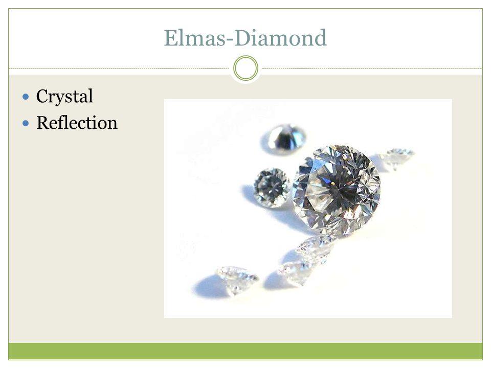 Elmas-Diamond Crystal Reflection