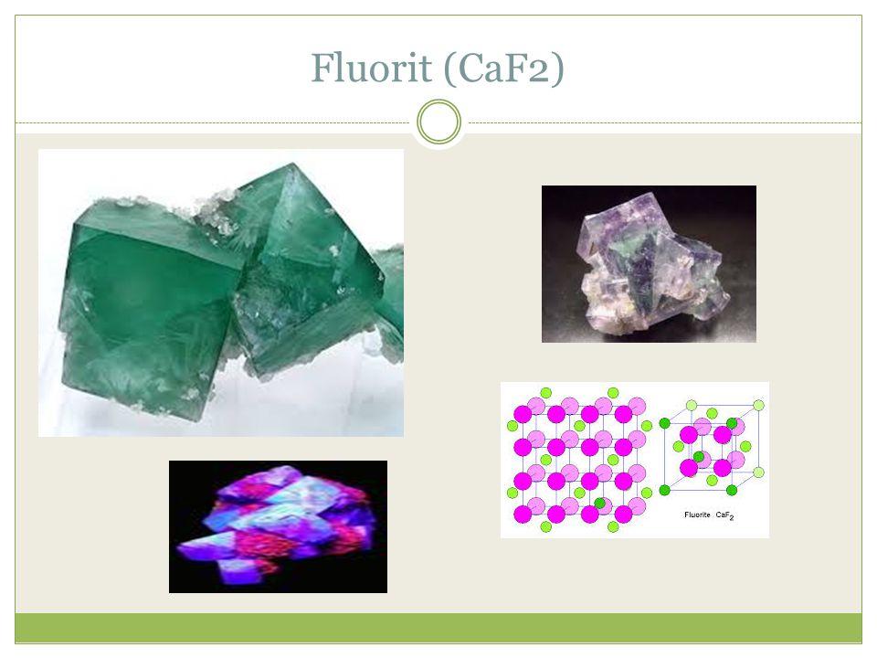 Fluorit (CaF2)