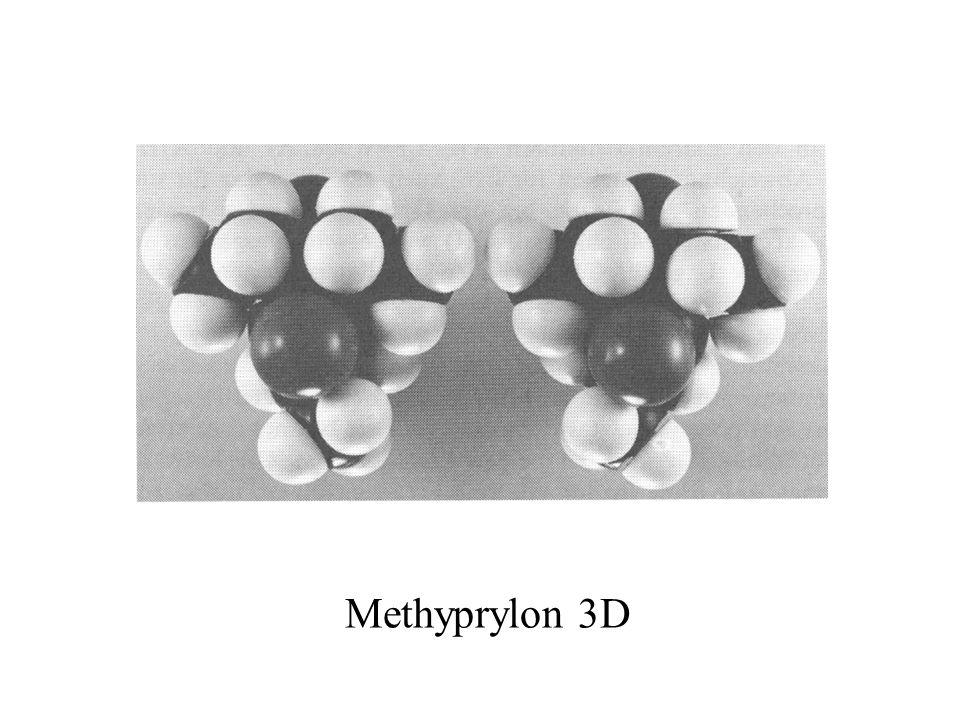 Methyprylon 3D