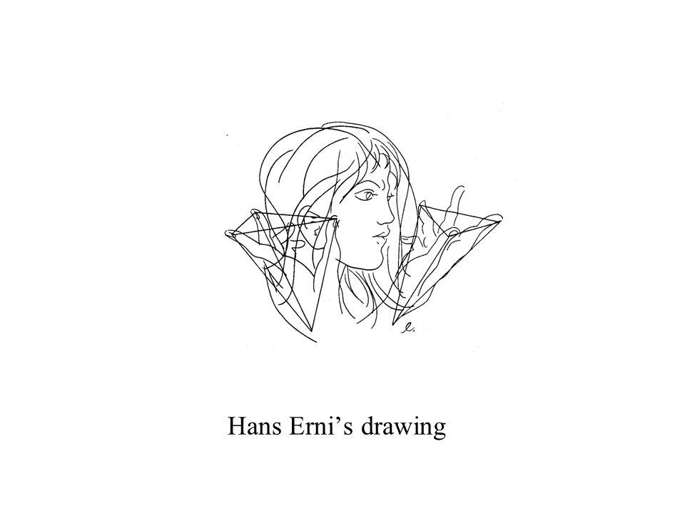Hans Erni's drawing
