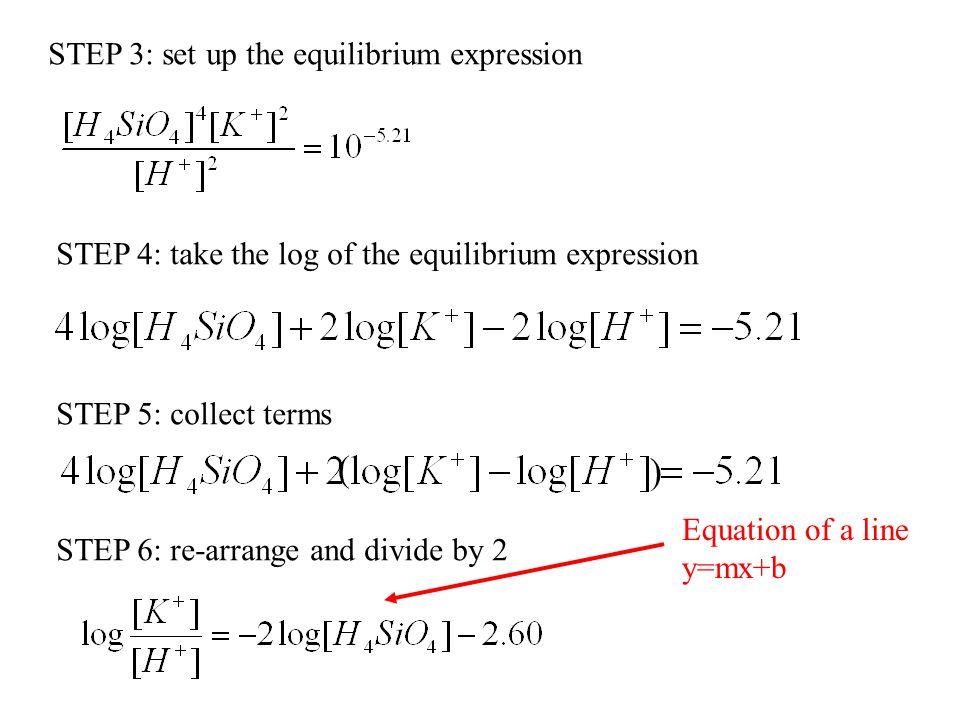 STEP 1: calculate  G o R (appendix B) =[(-906.84)+2(-67.70)+4(-312.66)] - [2(-894.9)+9(-56.687)] = +7.103 kcal STEP 2: calculate K