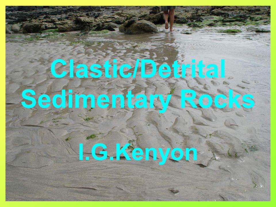 Clastic/Detrital Sedimentary Rocks I.G.Kenyon