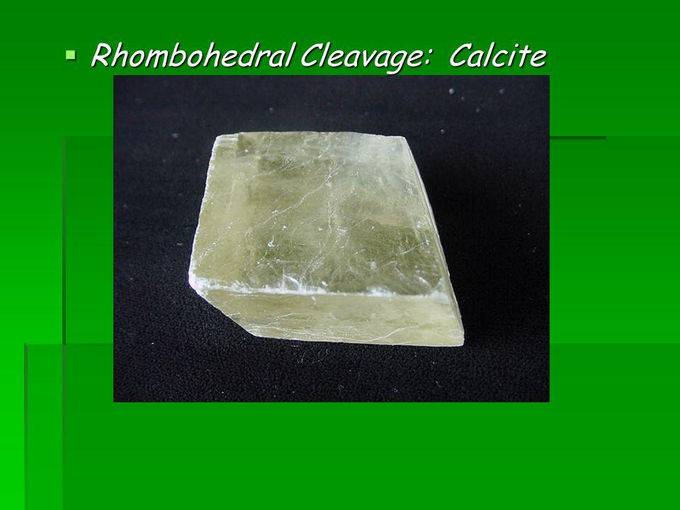  Cubic Cleavage: Halite
