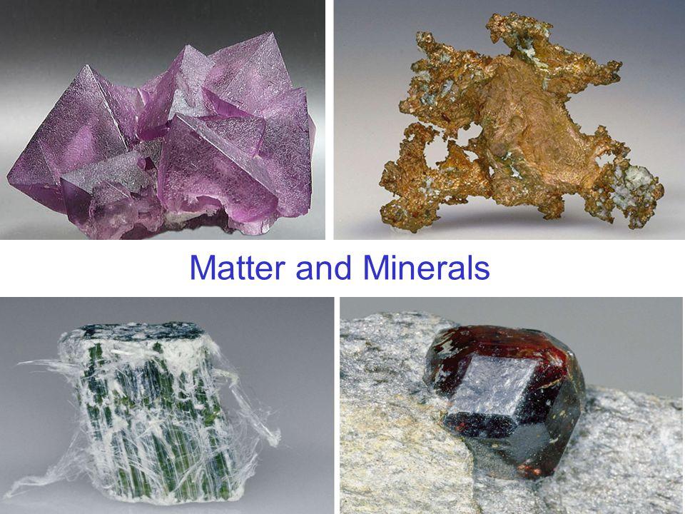Mica minerals make some rocks sparkle.
