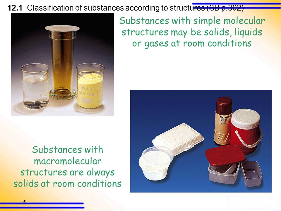35 12.2 Classification of substances according to the nature of bonding (SB p.309) (a)(i) When stress is applied on a piece of metal, one plane of metal ions slides over another.